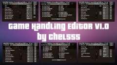 Game Handling Editor v1.0