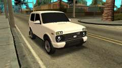 Niva Urban Armenia for GTA San Andreas