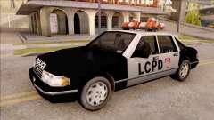 Police Car from GTA 3 for GTA San Andreas