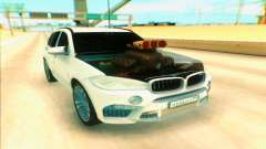 BMW X5 white for GTA San Andreas