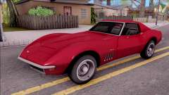 Chevrolet Corvette C3 Stingray for GTA San Andreas
