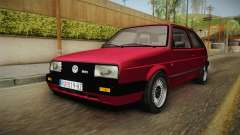 Volkswagen Golf Mk2 J for GTA San Andreas