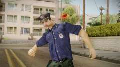 Driver PL Police Officer v2 for GTA San Andreas