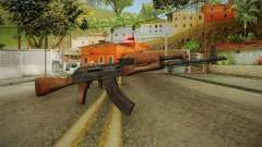 AKM Assault Rifle v1 for GTA San Andreas
