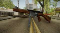 Ingram Model 6 SMG for GTA San Andreas