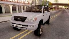 Lexus LX470 2003 for GTA San Andreas