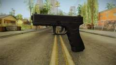 Glock 18 3 Dot Sight for GTA San Andreas