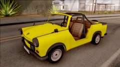 Trabant 601 Kübelwagen for GTA San Andreas
