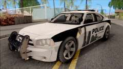 Dodge Charger Los Santos Police Department 2010