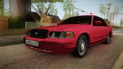 Ford Crown Victoria седан for GTA San Andreas