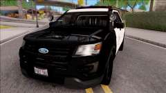 Ford Explorer Police Interception for GTA San Andreas