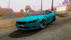 BMW M5 E60 JoRick for GTA San Andreas
