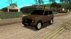 Niva Urban for GTA San Andreas