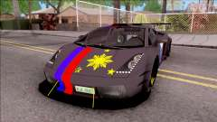 Lamborghini Gallardo Philippines v2 for GTA San Andreas