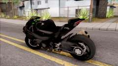 Kawasaki Ninja H2 2017 for GTA San Andreas