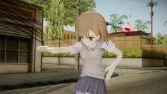 Misaka Mikoto Skin for GTA San Andreas
