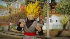 DBX2 - Goku Black SSJ2 v2 for GTA San Andreas