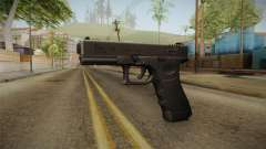 Glock 18 3 Dot Sight Pink Magenta for GTA San Andreas