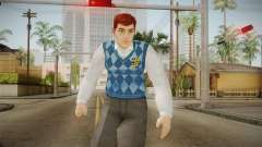Bif Taylor from Bully Scholarship for GTA San Andreas