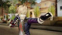 God Eater 2: Rage Burst - Julius Visconti