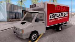 Zastava Daily 35 Transporter for GTA San Andreas