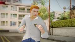 Troy Miller from Bully Scholarship for GTA San Andreas