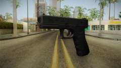 Glock 18 3 Dot Sight Green for GTA San Andreas