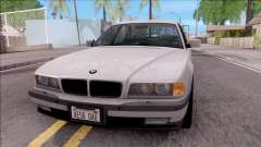 BMW 750i E38 1996 for GTA San Andreas