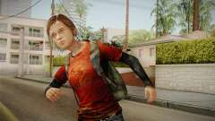 Ellie Tlou v1 for GTA San Andreas