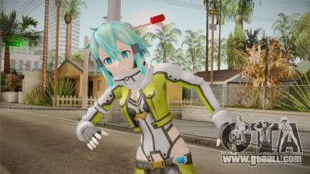 Sinon Original Skin for GTA San Andreas