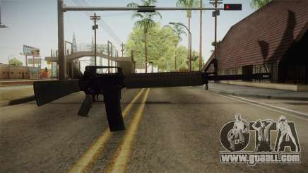 COD Advanced Warfare M16 for GTA San Andreas