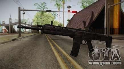 Magpul Masada Assault Rifle v1 for GTA San Andreas