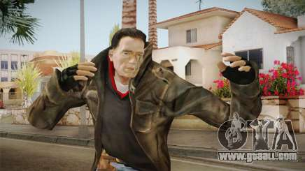 Arnold Schwarzenegger for GTA San Andreas