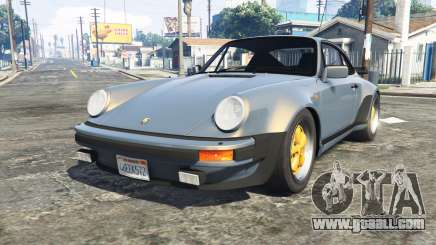 Porsche 911 Turbo 3.3 (930) 1982 [add-on] for GTA 5