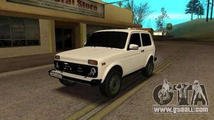 VAZ 2121 ARM for GTA San Andreas