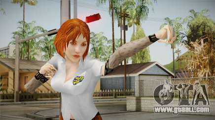 Zoe Taylor from Bully Scholarship v2 for GTA San Andreas