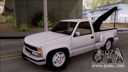 Chevrolet Grand Blazer Towtruck for GTA San Andreas