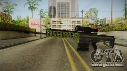 GTA 5 Gunrunning Sniper Rifle for GTA San Andreas
