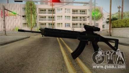 SIG-556XI Assault Rifle for GTA San Andreas
