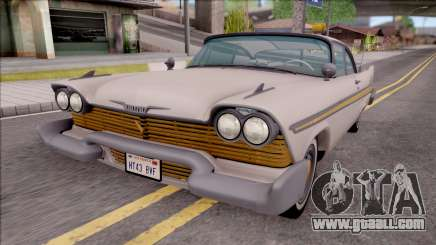 Plymouth Fury 1958 IVF for GTA San Andreas
