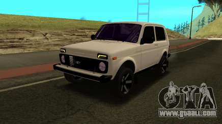 NIVA Armenian for GTA San Andreas