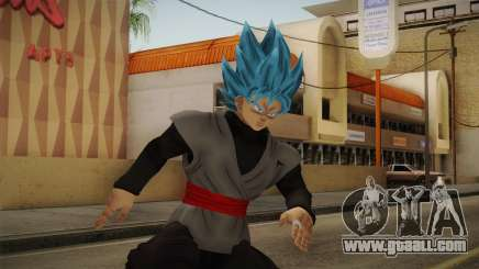 DBX2 - Goku Black SSJB v2 for GTA San Andreas