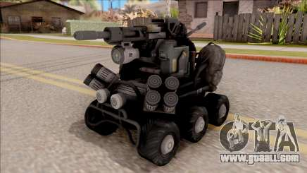 Mobile Turret From Titan Fall v1 for GTA San Andreas