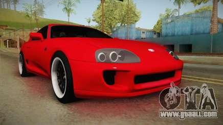 Toyota Supra for GTA San Andreas