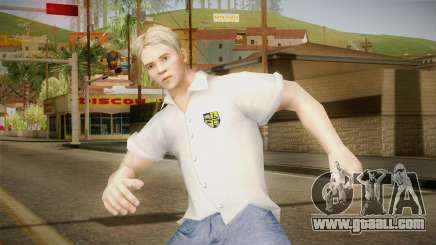 Trent Northwick from Bully Scholarship for GTA San Andreas