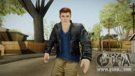 Ricky Pucino from Bully Scholarship for GTA San Andreas