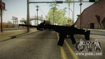 ACR Remington Assault Rifle for GTA San Andreas