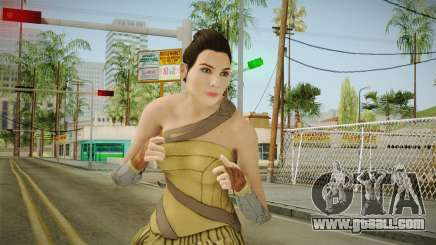 Wonder Woman (Amazon) from Injustice 2 for GTA San Andreas