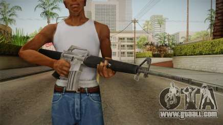 M16A1 Assault Rifle for GTA San Andreas