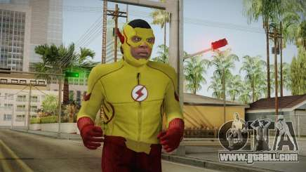 The Flash - Kid Flash for GTA San Andreas